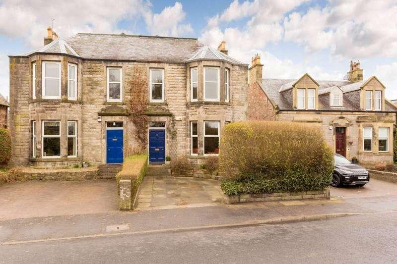 4 Bedrooms Semi Detached House for sale in 8 Kirk Brae, EDINBURGH, EH16 6HH