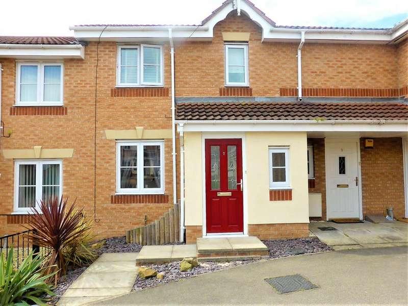 3 Bedrooms Terraced House for sale in Ploughmans Croft, Brampton Bierlow, Rotherham, S63 6FA