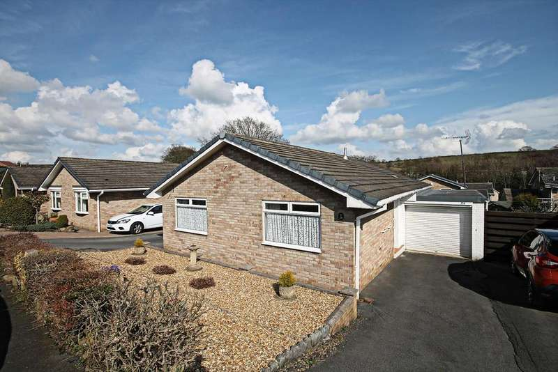2 Bedrooms Detached Bungalow for sale in Hollowdene, Crook