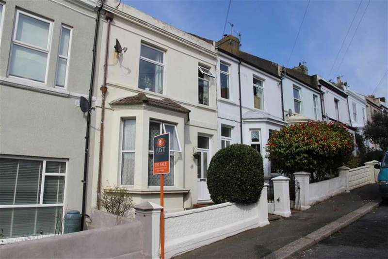 4 Bedrooms Terraced House for sale in Vicarage Road, Hastings