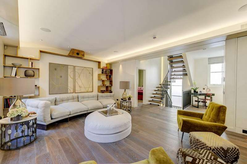 2 Bedrooms House for sale in Eaton Mews South, London. SW1W