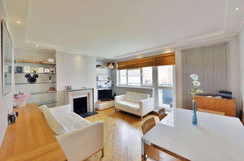 3 Bedrooms Apartment Flat for sale in Fulham Park Road SW6