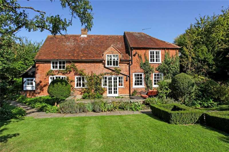 5 Bedrooms Detached House for sale in Winkfield Lane, Maidens Green, Windsor, Berkshire, SL4