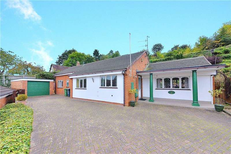 3 Bedrooms Detached Bungalow for sale in Sabrina Drive, Bewdley, DY12