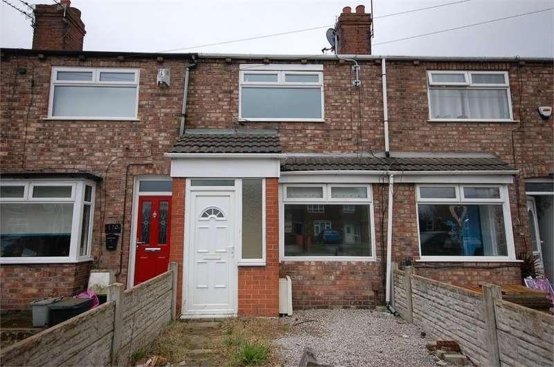 2 Bedrooms Terraced House for sale in Fleet Lane, Parr, ST HELENS, Merseyside