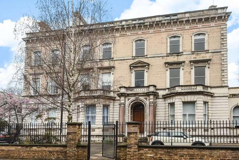 2 Bedrooms Flat for sale in Lee Terrace London SE3