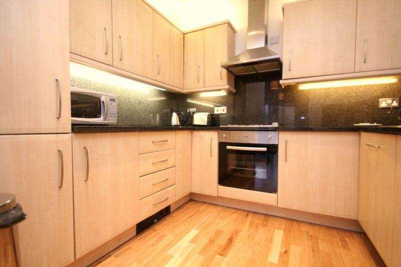 1 Bedroom Flat for sale in Boardwalk Place, London E14