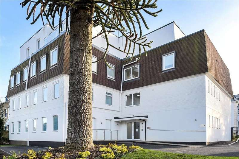 2 Bedrooms Penthouse Flat for sale in Edison House, 16 Winchester Road, Basingstoke, RG21