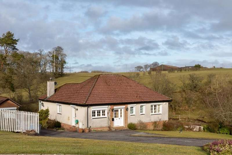 3 Bedrooms Detached Bungalow for sale in 11 Windhill Park, Waterfoot, G76 0HH