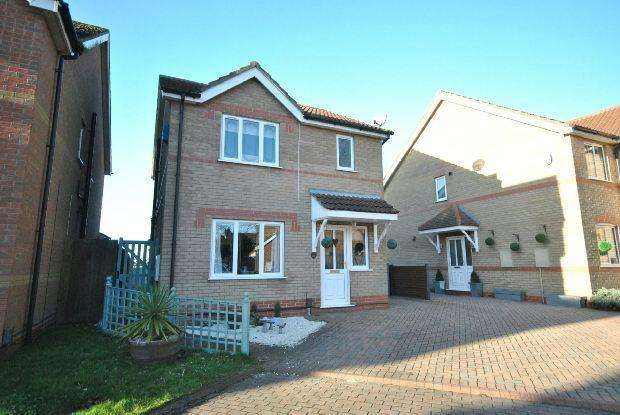 3 Bedrooms Detached House for sale in Sagefield Close, Grimsby