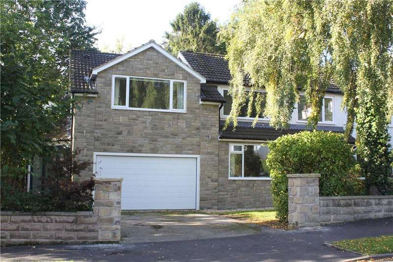 5 Bedrooms Detached House for sale in Elmete Grove, Roundhay, Leeds