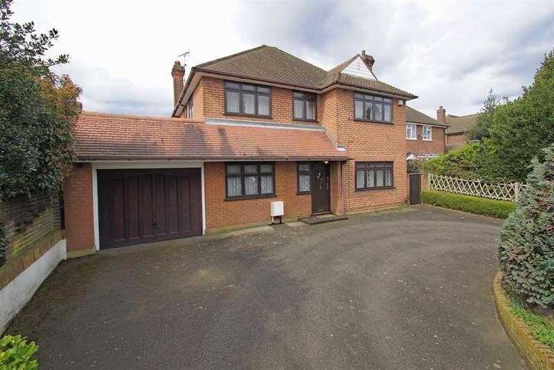 4 Bedrooms Detached House for sale in Wansunt Road, Bexley, DA5 2DN