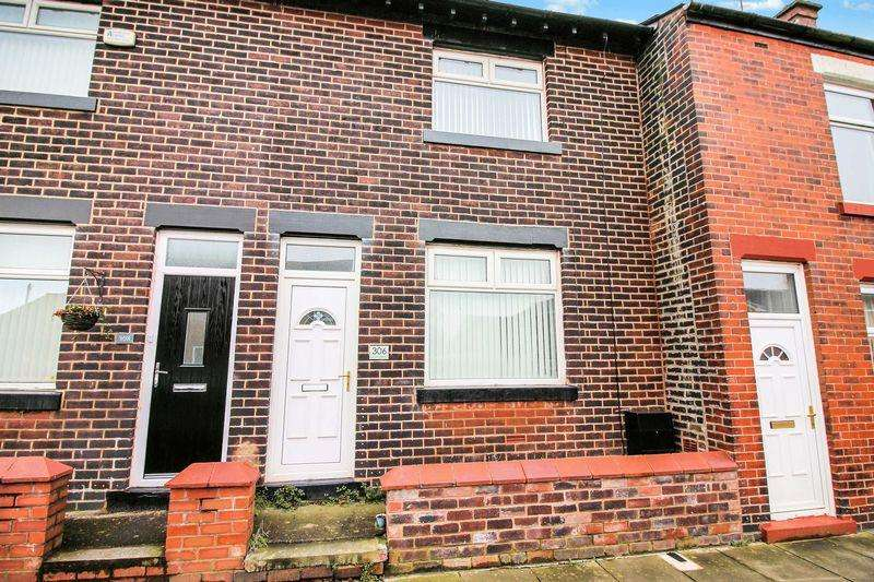 2 Bedrooms Terraced House for sale in Lever Street, Radcliffe