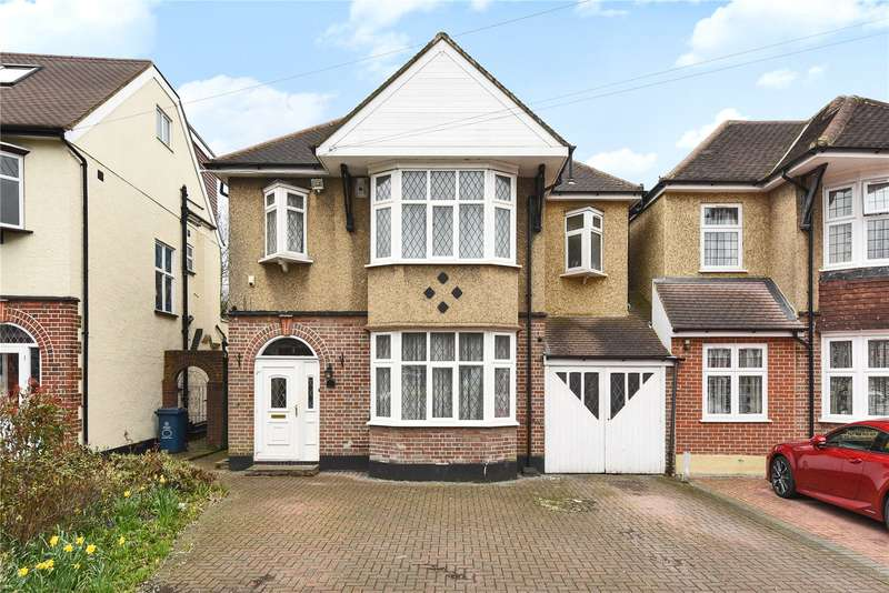 4 Bedrooms Detached House for sale in Rayners Lane, Pinner, HA5