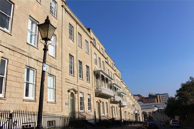 2 Bedrooms Flat for sale in Berkeley House Charlotte Street Bristol BS1