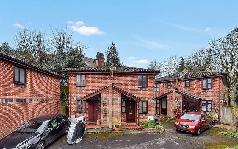 1 Bedroom Semi Detached House for sale in Copper Close, Crystal Palace SE19