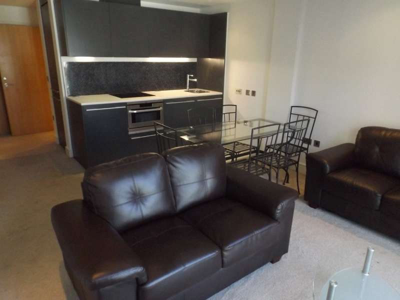 2 Bedrooms Apartment Flat for rent in Northwest, Talbot Street NG1