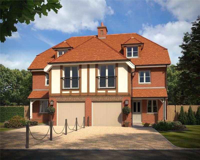3 Bedrooms Semi Detached House for sale in Godstone Road, Lingfield, Surrey, RH7
