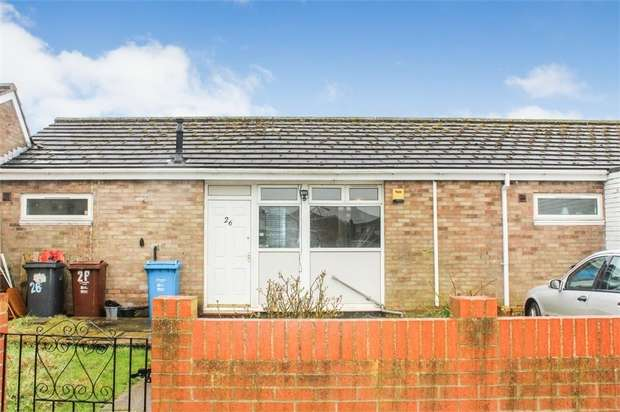 1 Bedroom Link Detached House for sale in Cookbury Close, Bransholme, Hull, East Riding of Yorkshire