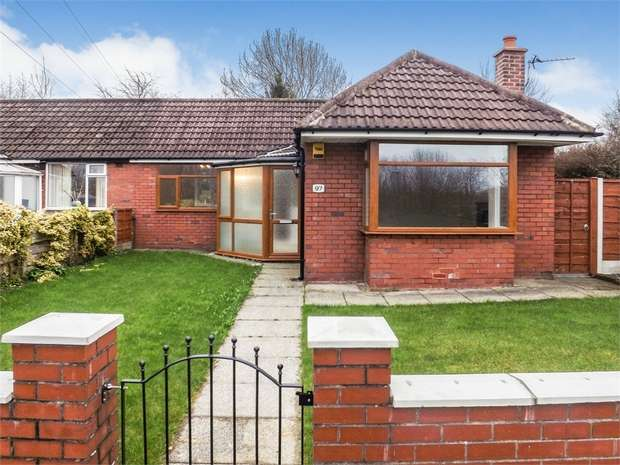 2 Bedrooms Semi Detached Bungalow for sale in Mather Street, Failsworth, Manchester, Lancashire