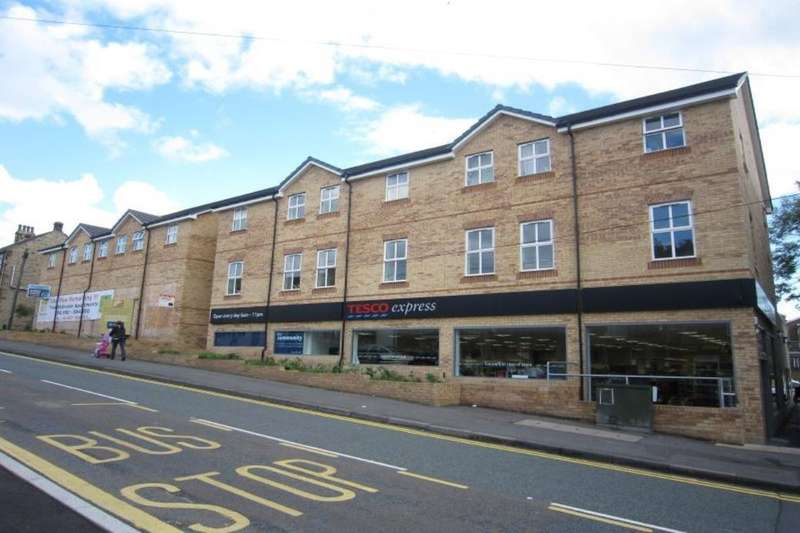 2 Bedrooms Flat for sale in Durham Road, Blackhill, Consett, DH8