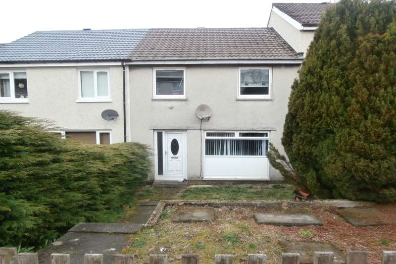 3 Bedrooms Property for sale in Woodend Walk, Armadale, Bathgate, EH48