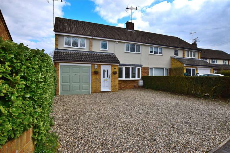 4 Bedrooms Semi Detached House for sale in Stansted