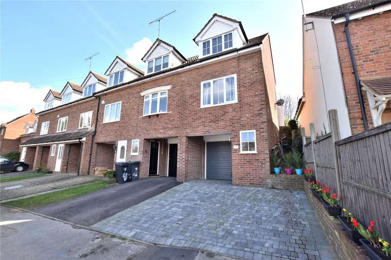 2 Bedrooms End Of Terrace House for sale in Stansted Mountfitchet