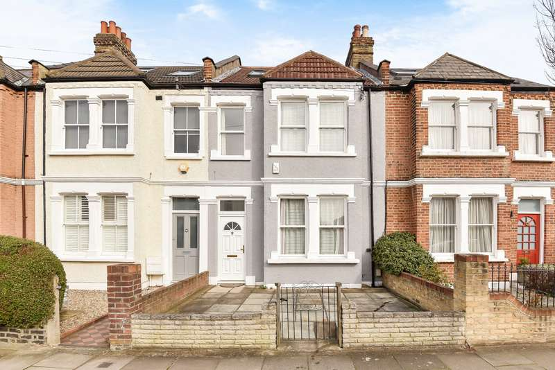 4 Bedrooms House for sale in Faraday Road, London, SW19