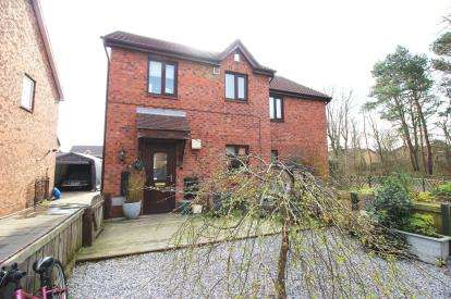 2 Bedrooms Semi Detached House for sale in Cairngorm Avenue, Washington, Tyne and Wear, NE38