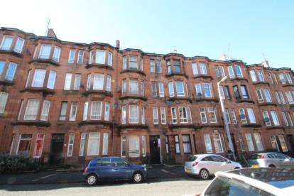 1 Bedroom Flat for sale in Aberdour Street, Haghill, Glasgow