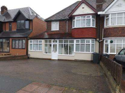 3 Bedrooms Semi Detached House for sale in Bromford Road, Birmingham, West Midlands