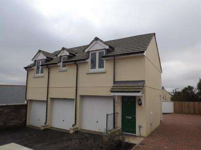 2 Bedrooms Flat for sale in St. Mabyn, Bodmin, Cornwall