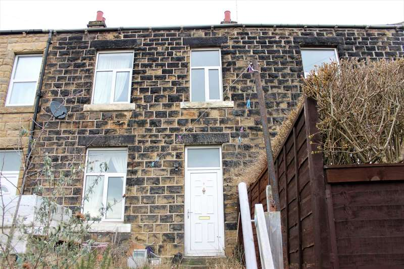 2 Bedrooms Terraced House for sale in West Bank, Batley