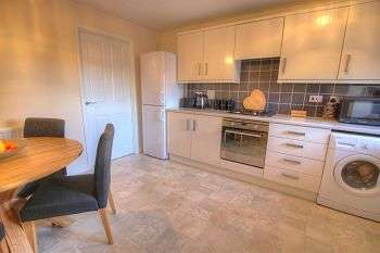 3 Bedrooms End Of Terrace House for sale in Donnington Place, Consett, DH8 8DH