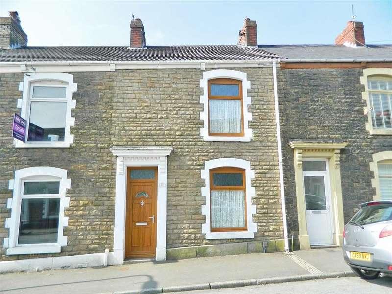 2 Bedrooms Terraced House for sale in Phillip Street, Manselton