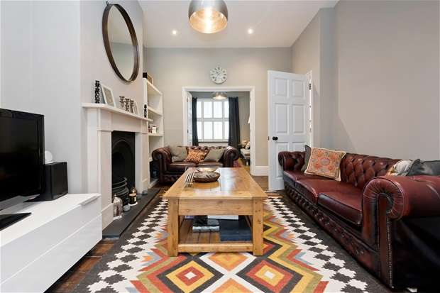 4 Bedrooms Terraced House for sale in Railton Road, Herne Hill