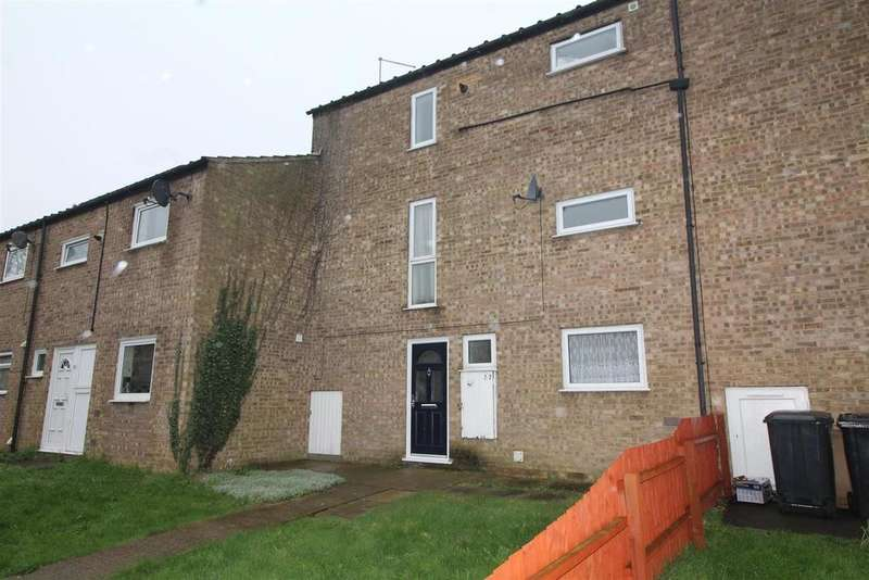 5 Bedrooms Terraced House for sale in Outfield, Bretton, Peterborough