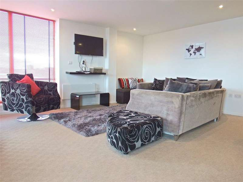 2 Bedrooms Flat for sale in Trinity One, East Street, Leeds, West Yorks, LS9