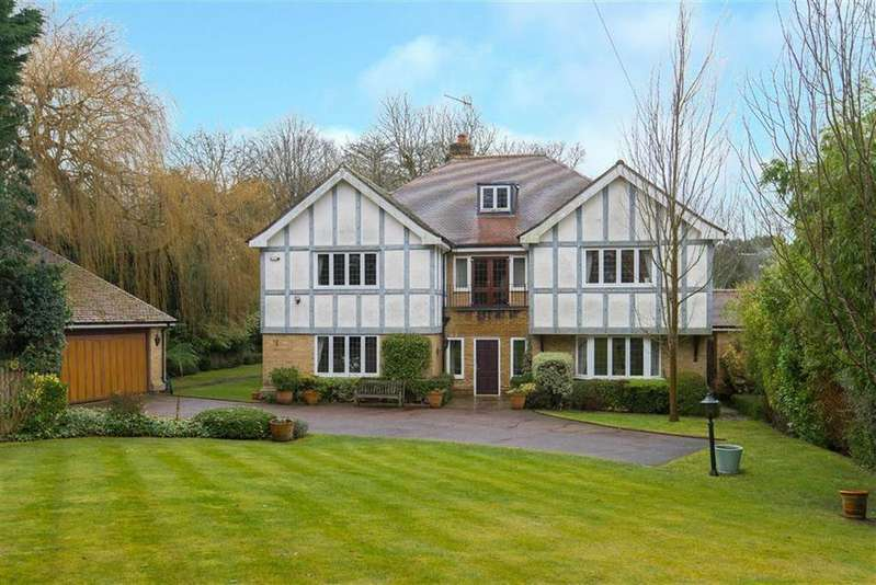 6 Bedrooms Detached House for sale in Barnet Lane, Totteridge, London