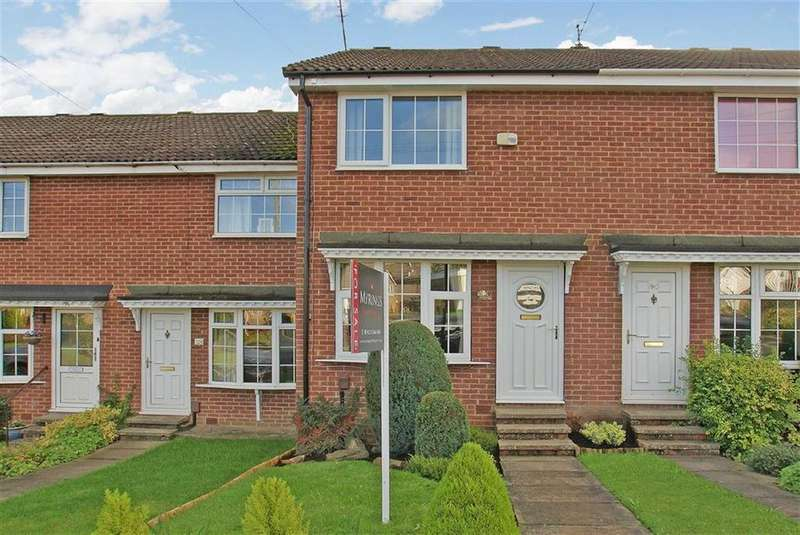 2 Bedrooms Mews House for sale in Stonebeck Avenue, Harrogate, North Yorkshire