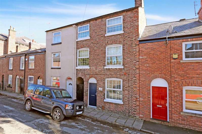 3 Bedrooms Terraced House for sale in Lord Street, Macclesfield