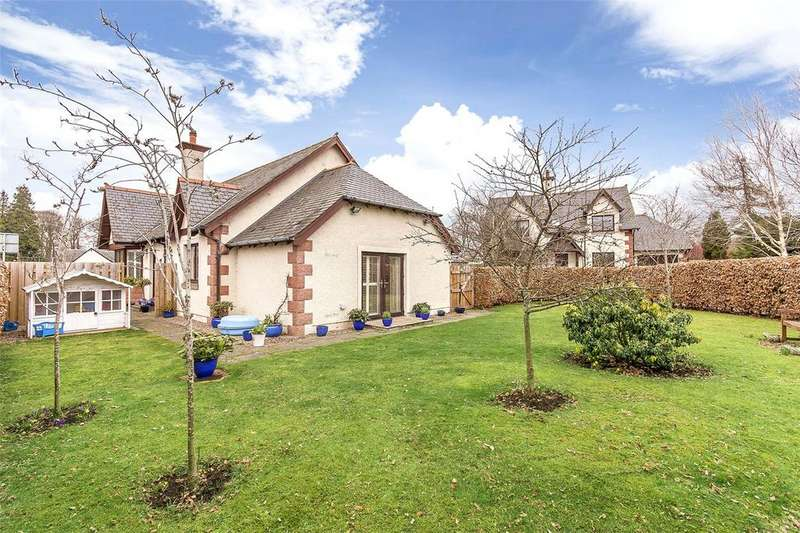 4 Bedrooms Detached House for sale in Beechwood, 1 Mercer Green, Meikleour, Perth, PH2