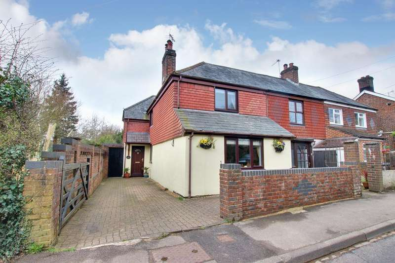 3 Bedrooms End Of Terrace House for sale in Rowlands Castle