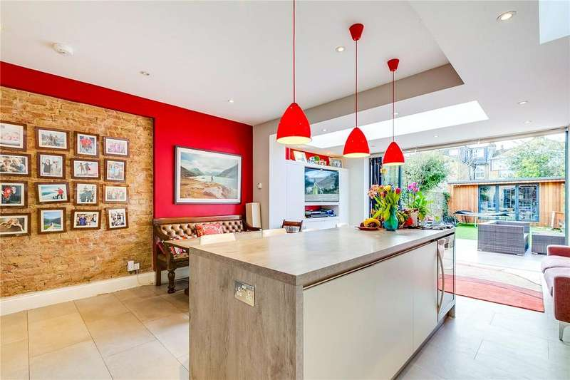 6 Bedrooms Terraced House for sale in Rocks Lane, Barnes, London