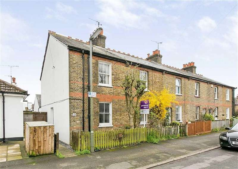 2 Bedrooms End Of Terrace House for sale in Portland Place, Epsom