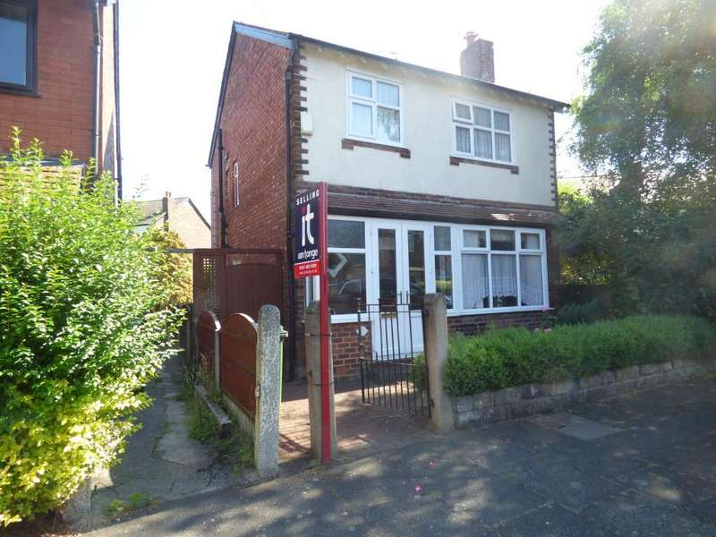 3 Bedrooms Detached House for sale in Dial Road Great Moor Stockport