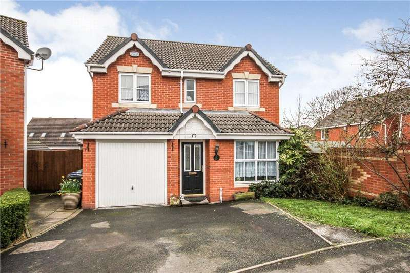 4 Bedrooms Detached House for sale in Dorothy Adams Close, Cradley Heath, West Midlands, B64