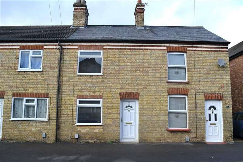 2 Bedrooms Terraced House for sale in South View, Biggleswade, SG18