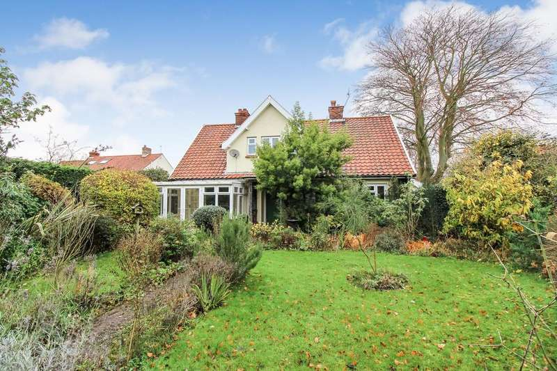 3 Bedrooms Detached House for sale in The Street, Walberswick, Southwold